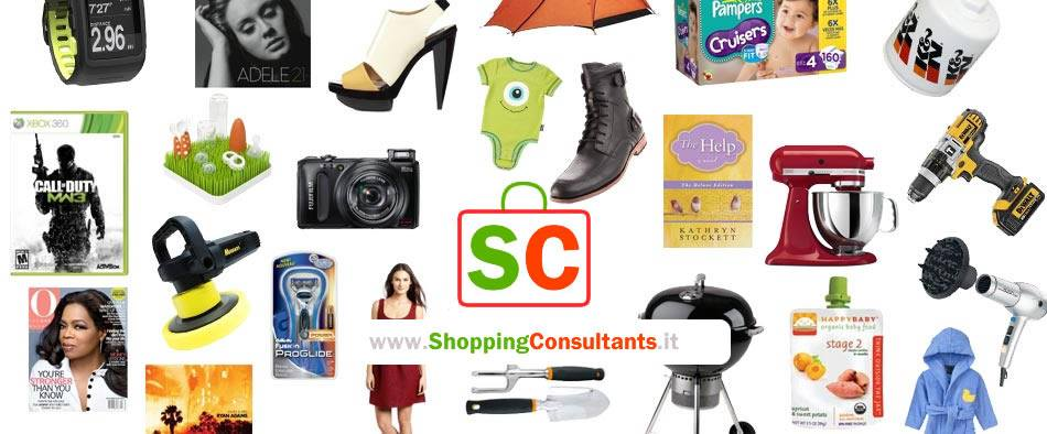 Shopping Consultants